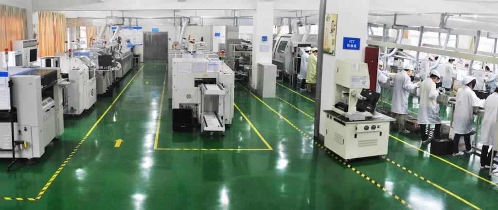 PCB-assemblyline